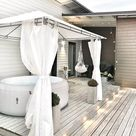 30 Swim Spa and Jacuzzi Designs for your Backyard