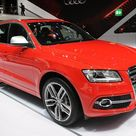 2013 Audi SQ5 is the first S diesel [w/video]