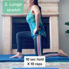 Sitting much? 4 Pilates Beginner's Exercise fix Anterior Pelvic Tilt Posture from Prolonged sitting