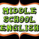 Middle School English