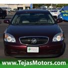 Tejas Motors   Used Cars Lubbock TX   Buy Here Pay Here   2006 Buick Lucerne 4DR SDN