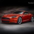 2012 Aston Martin DBS Carbon Edition  Top Speed