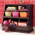 Kid Room Storage