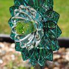 Glass Garden Flowers