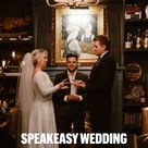 Speakeasy Wedding