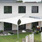 Elegantes Sonnensegel für Ihre Terrasse » Sitrag Sonnensegel