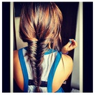 Fishtail Braid Styles