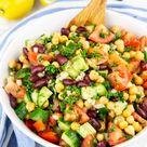 Kichererbsen Salat   Vegan Heaven