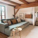 Mein Wohnzimmer - ein Mix aus Designlieblingen, Floh...