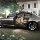 Look inside the 2013 #BMW 7 Series Sedan