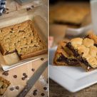 Cookie Brownie Bars
