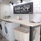 20+ Ausgezeichnete Waschküche Dekor Ideen, Inspiration zu sein
