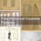 Halloween Costume Patterns