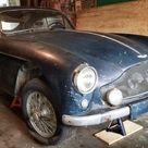 Rare Barn Find 1957 Aston Martin DB Mark III