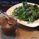 Balsamic Salad Dressings