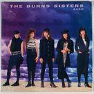 Burns Sisters Band - Self-Titled (1986) [SEALED] Vinyl LP  Debut