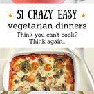 Easy Vegetarian Dinner