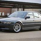 S62 Powered 2001 BMW 740i Sport 6 Speed