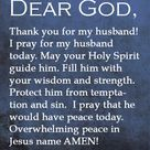Husband Prayer