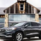 2018 Buick Enclave Avenir essentials The cost of luxury
