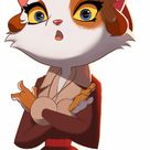 Shuffle Cats   Character Animations   King