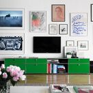 Designing with Your TV + A Media Console Roundup   Emily Henderson
