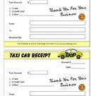 Taxi Cab Receipt Template   EmetOnlineBlog
