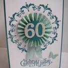A 60TH BIRTHDAY MEDALLION!!