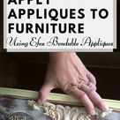 How to Chalk Paint Your Furniture & Give It a Distressed Look DIY