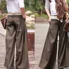 Linen Pants Fashion