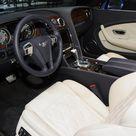2014 Bentley Continental GT Speed Convertible interior