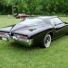 1972 Buick Riviera Silver Arrow