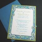 Ocean Blue Weddings