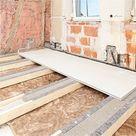 Ratgeber: Fußbodenheizung mit Trockenbau-Systemen