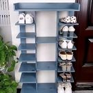 Simple and simple shoe rack