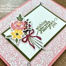 Bouquet of Hope Easter Page & Easel Cards