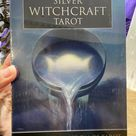 Silver Witchcraft tarot deck and book by Moore & Rivolli