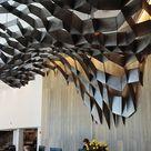 Private Interactive Art Canopy