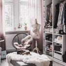 Einen begehbaren Kleiderschrank planen  so habe ich mein Ankleidezimmer eingerichtet   Julies Dresscode