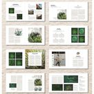 A beautiful multipurpose Magazine/Portfolio. Clean, professional, modern and fully customisable InDesign template. It is for designers working on magazine or based on the projects. It's available in 32 pages. Each page features unique layouts with strong, contemporary typography. This template will suit for fashion, photography, food, product architecture etc.
