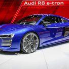 2016 Audi R8 e tron The Electrified R8 Finally Arrives