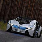 2010 BMW Vision EfficientDynamics Concept