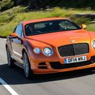 cool car hub 2015 Bentley Continental GT Speed Coupe