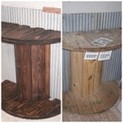 Wire Spool Tables