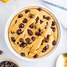 Blended Baked Oats TikTok Recipe   Eating Bird Food