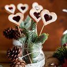 Weihnachtsinspiration für die Hochzeit