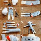How to make a Sock Monkey - MollyMooCrafts