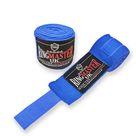 RingMaster Sports Hand Wraps - Blue / 2.5m [Kids]