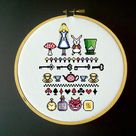 Cross Stitch Samplers