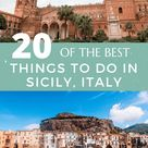 A Sicily bucket list: 20 of the best things to do